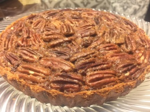 #receitasnatal Torta de Nozes Pecã
