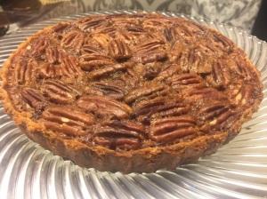 Torta de Nozes-Pecã