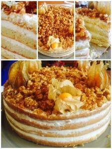 Naked Cake Chocmousse Choco Branco