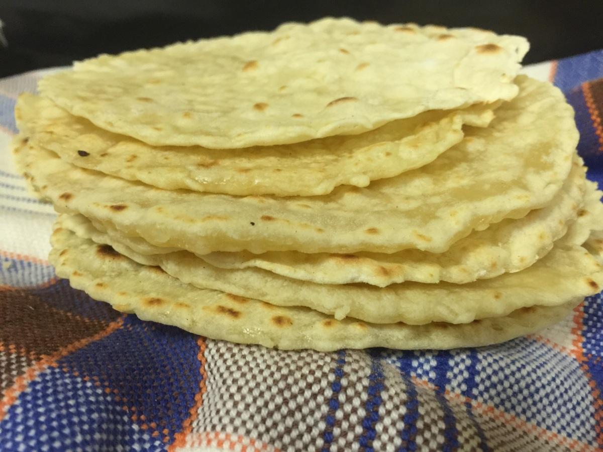 Bake and Cake - Tortillas Mexicanas - Pão Folha, ideal para lanches rápidos ou para fazer Tacos, Burritos, Fajitas.