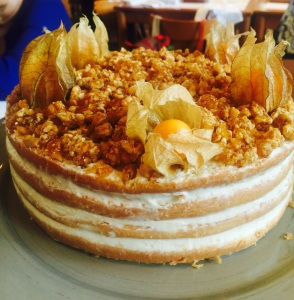 Naked Cake Crocmousse Chocbranco